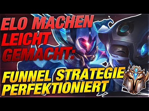 Elo machen leicht gemacht! Boosting Funnel Strategie Perfektioniert [League of Legends] thumbnail