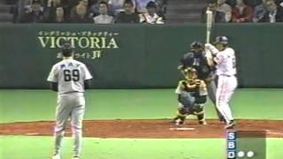 1999.4.4 巨人vs阪神3回戦 11/22