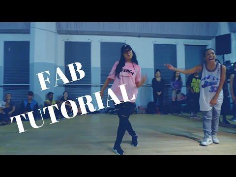 FAB by JOJO DANCE TUTORIAL   @DanaAlexaNY Choreography