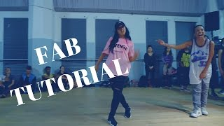 FAB by JOJO DANCE TUTORIAL | @DanaAlexaNY Choreography