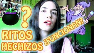 ¿Funcionan los ritos y hechizos? - Julia Pons Montoro
