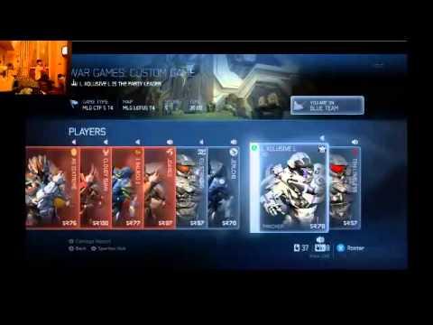 JERICHO :: Halo 4 Streaming :: 23/12/2012
