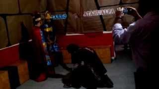 Captura y Muerte de Atahualpa versión actualizada