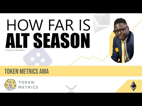 How Far Altcoin Season Is? | Token Metrics