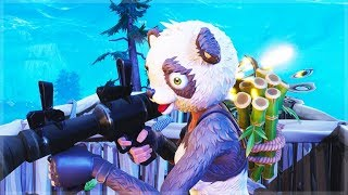 Fortnite: Season 5 NEW Sniper Is OP! | CROSSPLAY SQUADS | iOS, Android, Xbox, Switch!
