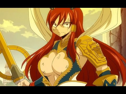 Erza All Forms Youtube