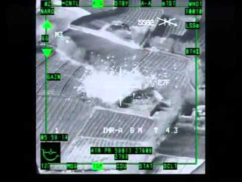 Operation Enduring Freedom: A10c Footage