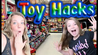 HOW TO HUNT FOR TOY HACKS!!!