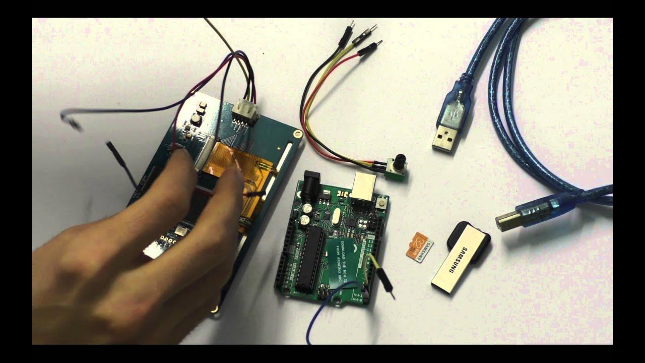 TFT 32 LCD module Display for Arduino Mega2560