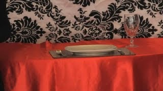 Tablecloth & Placemat Etiquette : Etiquette Lessons(Subscribe Now: http://www.youtube.com/subscription_center?add_user=Ehow Watch More: http://www.youtube.com/Ehow When it comes to tablecloths and ..., 2012-12-20T11:19:23.000Z)