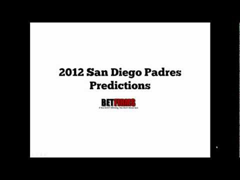 2012 San Diego Padres Season Preview & Predictions