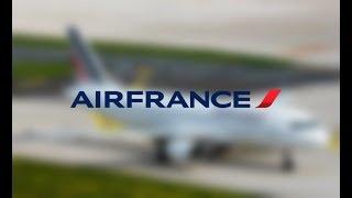 Roblox - Air France Flug (Mitarbeiter)