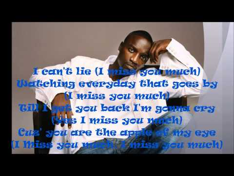 RIGHT NOW Na Na Na WITH LYRICS by Akon HQ Mp3 – ecouter