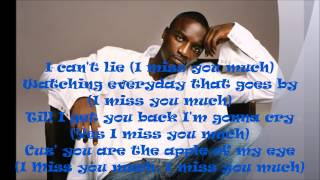 Right Now (Na Na Na) - Akon Lyric Video HD