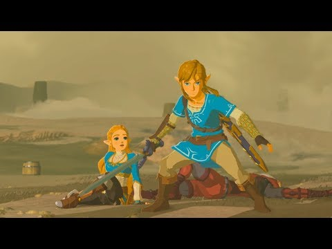 Zelda : Breath of the Wild - Part 30 OBS Test