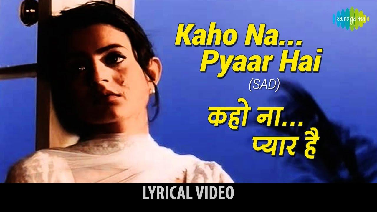 Bollywood Hindi Indian movie songs - K