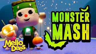 Monster Mash - Mellodees Kids Songs & Nursery Rhymes | Halloween Music