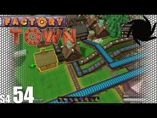Factory Town - S04E54 - Omnipipe Production
