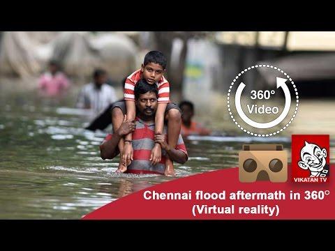 Chennai Floods Aftermath