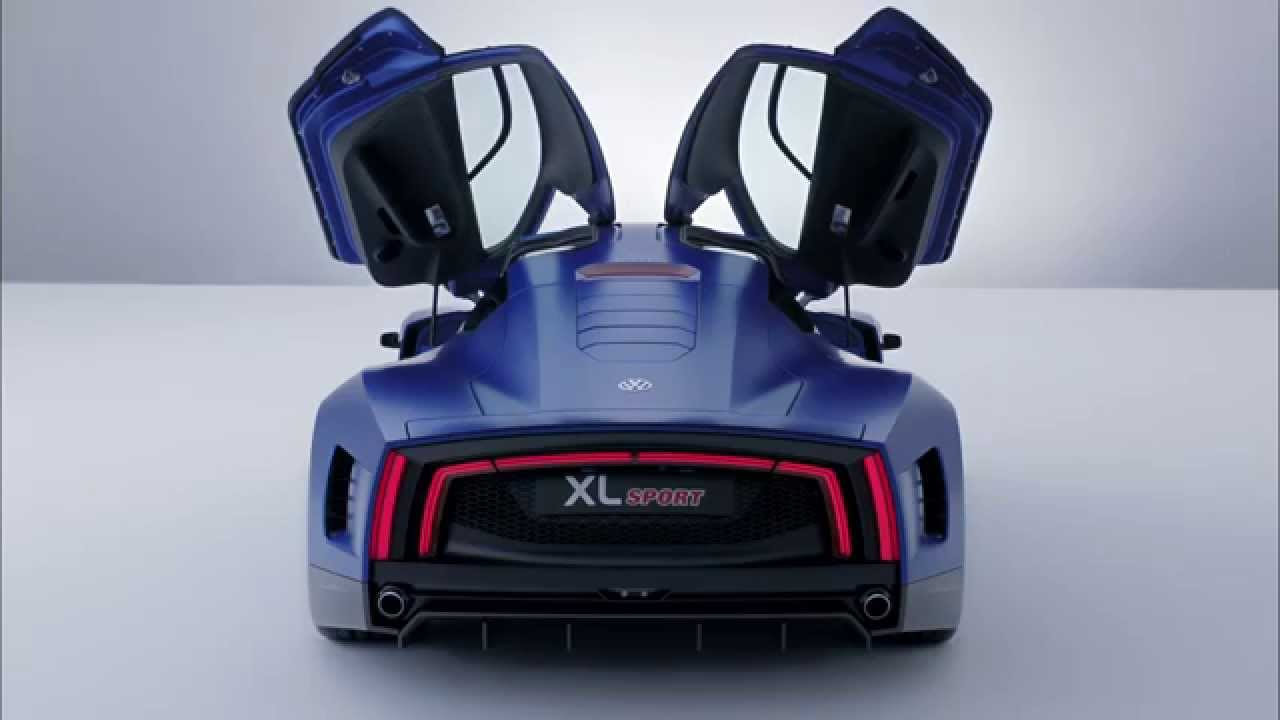 Vw Xl Sport Sport Featuring High Tech Ducati Engine Youtube