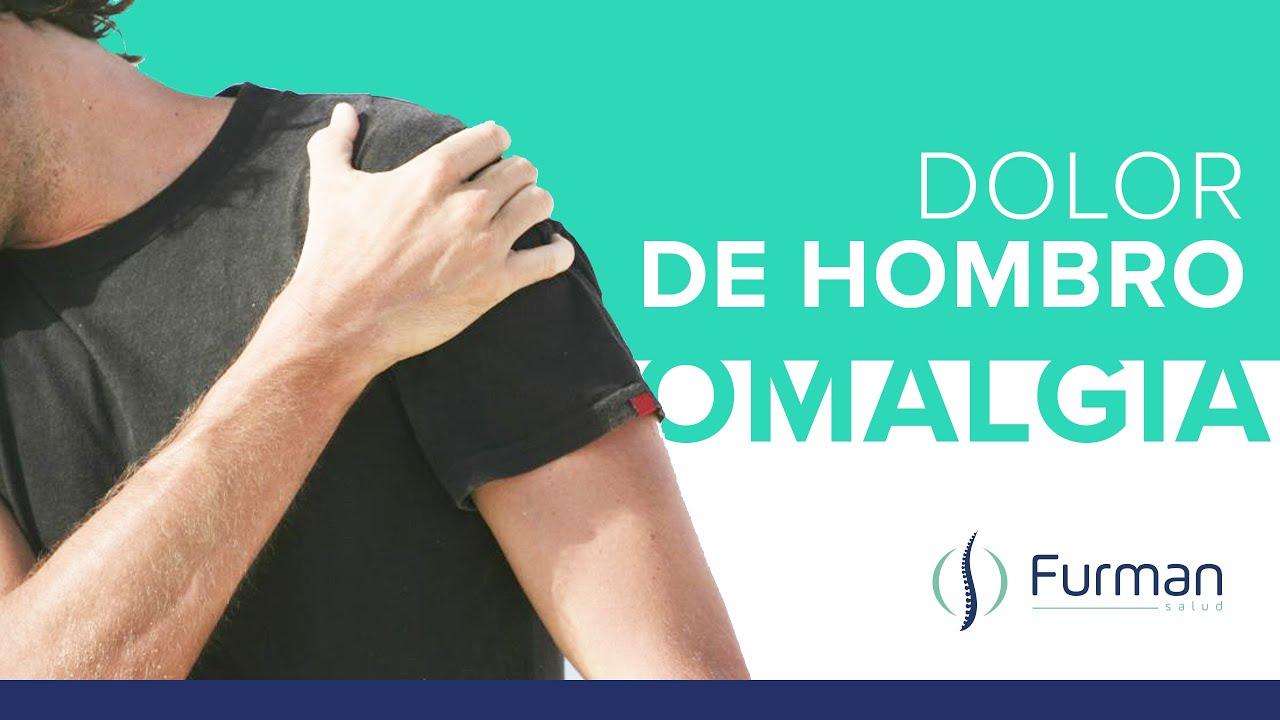 Dolor de hombro (Omalgia)