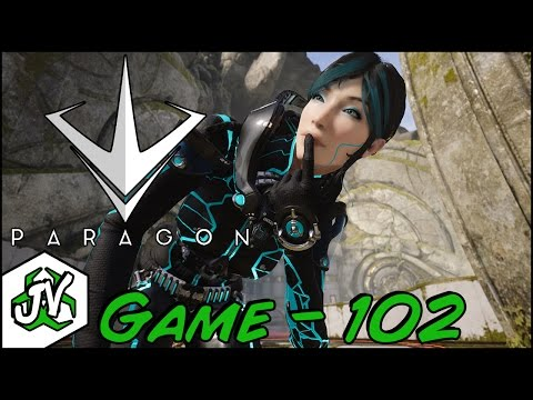 First Monolith Paragon Gameplay - Game 102 - Dekker Support