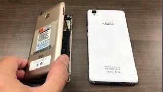 QUE HAY ADENTRO Xiaomi Redmi 3S VS otro celular CHINO - veamos calidad