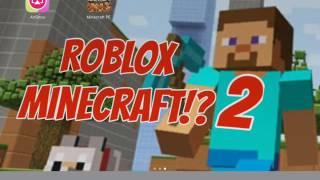 Roblox   ROBLOX MINECRAFT 2!? [196]
