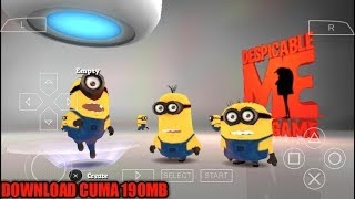 Cara Download Game Despicable Me The Game PPSSPP Android