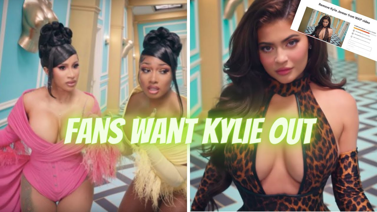 Fans Petition to Remove Kylie Jenner From Cardi B and Megan ...
