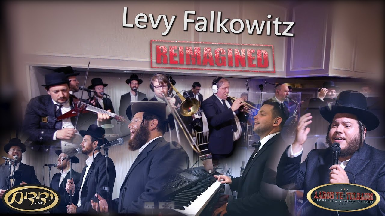 "Levy Falkowitz & Yedidim ""Groovy Second Dance"" An Aaron Teitelbaum production I לוי פולקוביץ ידידים"