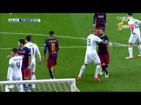 Barcelona 1 2 Real Madrid beIN Sports HD  2 Avril 2016
