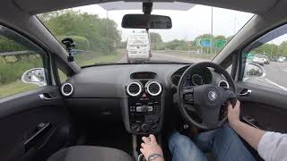 Review and Virtual Video Test Drive In Our 2011 Vauxhall Corsa 1 2 i 16v Limited Edition 3dr NG11TYU