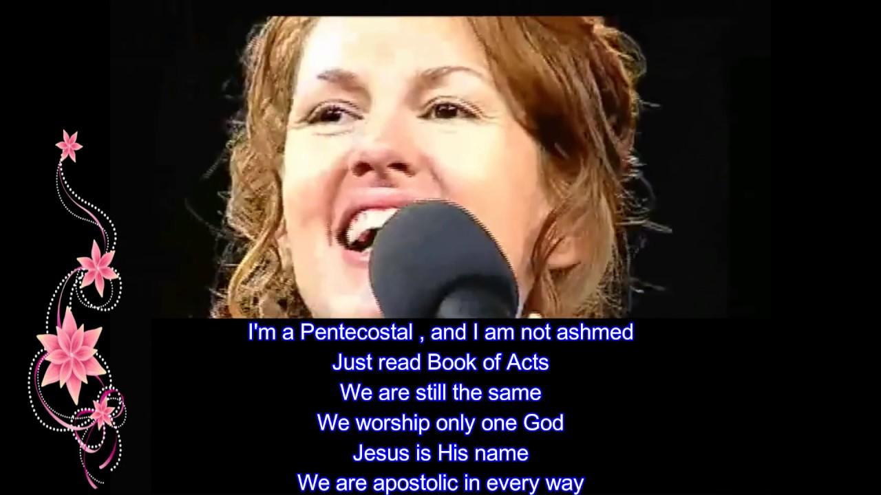 """I am A Pentecost"""