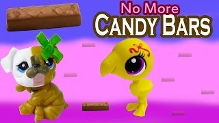 No More Candy Bars - Mommies Part 17 Littlest Pet Shop Series Movie Lps Mom Babies