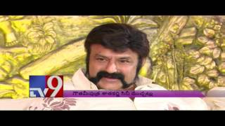 Balakrishna & Krish on Gautamiputra Satakarni - TV9