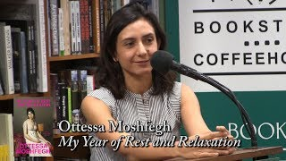 """Ottessa Moshfegh, """"My Year of Rest and Relaxation"""""""