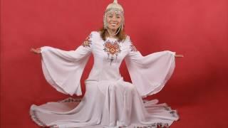 """""""Чувашский национальный костюм"""" - """" Chuvash national costume"""""""