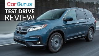 2019 Honda Pilot | CarGurus Test Drive Review