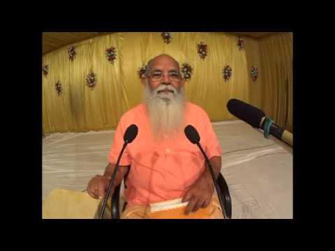 Yoga Vasistha (ch-1) 3 of 7 @ Varanasi 2016 (Hindi)03860 NR YTC