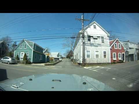 Driving to New York City from Provincetown, Cape Cod