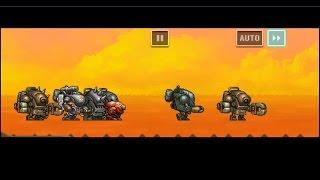 [HD]Metal slug defense.!  BATTLE CAT