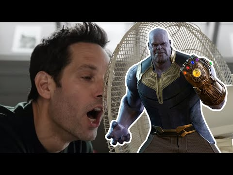 How AntMan & The Wasp Connects To Avengers: Infinity War