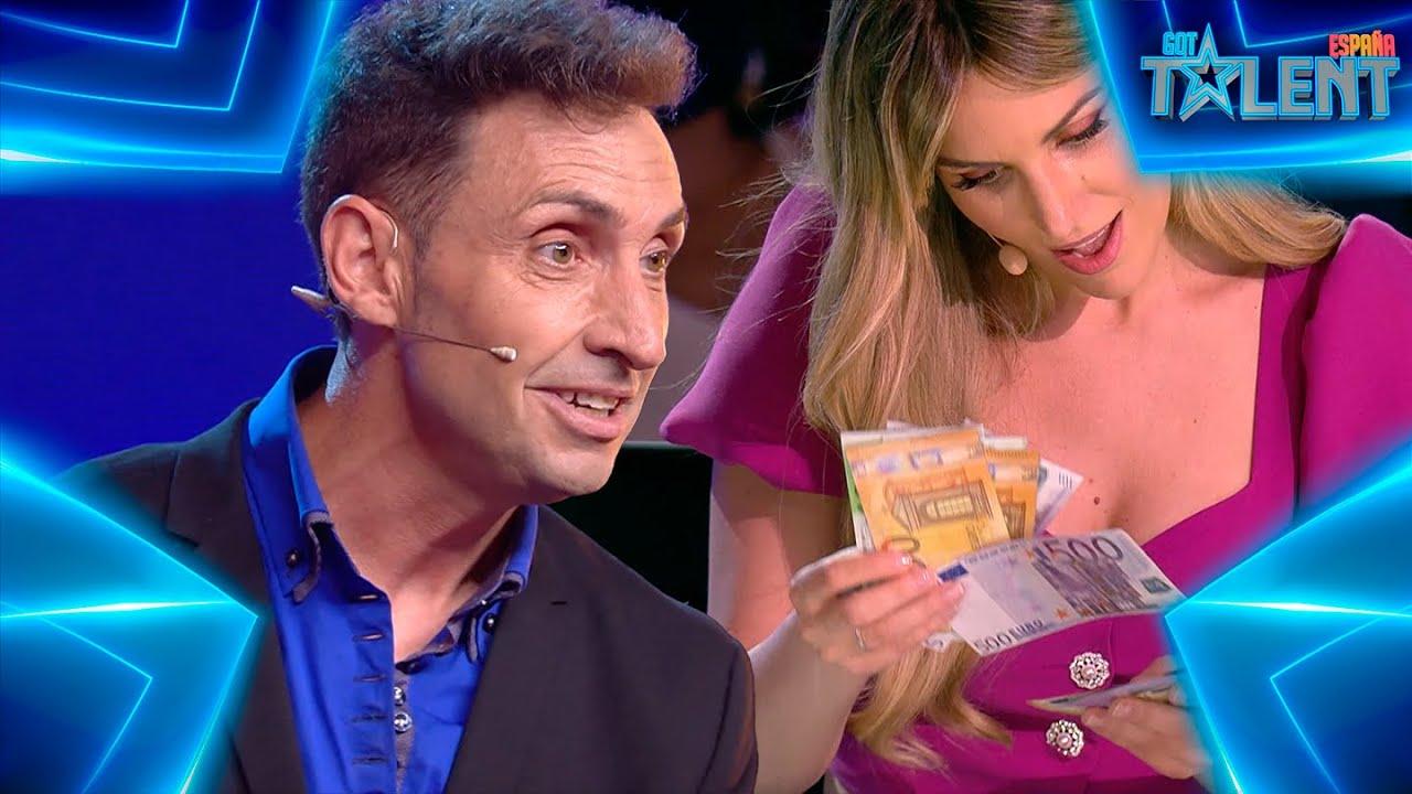 El MAESTRO DE YAO vuelve con un ESPECTACULAR TRUCO | Audiciones 2 | Got Talent España 7 (2021)
