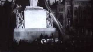 Brivibas pieminekla atklasana 1935  Freedom Monument  Unveil