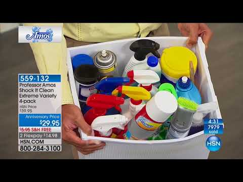 HSN | Home Solutions featuring Professor Amos 08.13.2017 - 04 PM