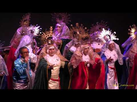 "Murga  ""Las Maris"" Carnaval de Isla Cristina 2018"