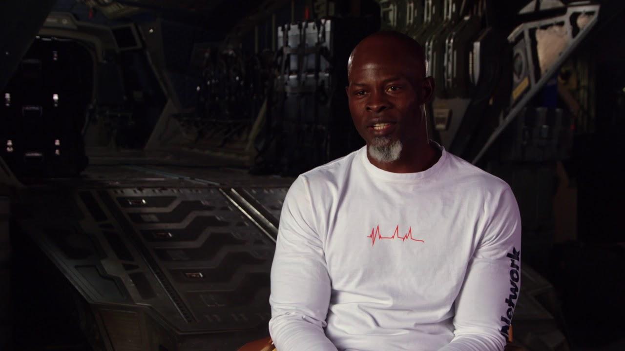 Djimon Hounsou dating 2013 Bismarck dating sites