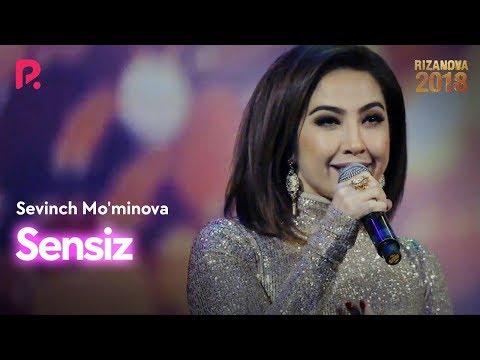 Sevinch Mo'minova - Sensiz   Севинч Муминова - Сенсиз (RizaNova 2018)