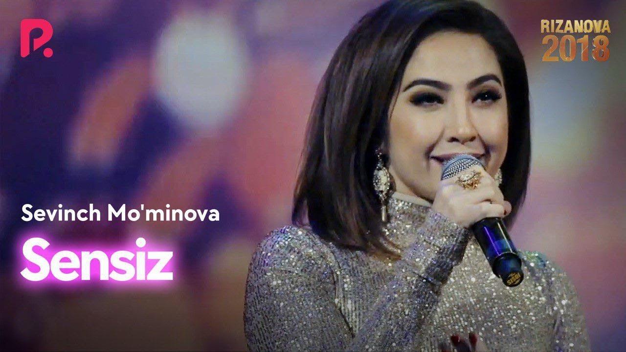 Sevinch Mo'minova - Sensiz | Севинч Муминова - Сенсиз (RizaNova 2018)